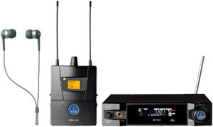AKG IVM4500 IEM SET- Reference Wirless In-Ear-Monitoring System