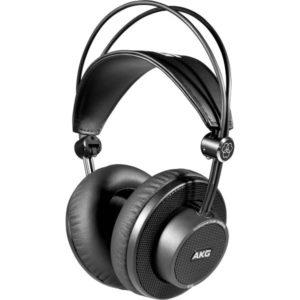AKG K245 Over-ear, Open-back, Foldable Studio Headphones