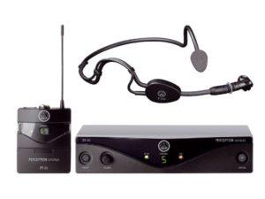 AKG PW45 Perception Wireless Sport Headset Microphone System