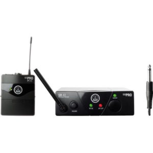 AKG WMS40 Mini Instrument Wireless System