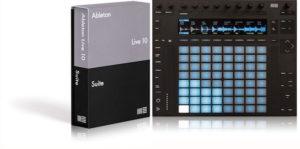 Ableton Push 2 Controller incl Ableton Live 11 Suite