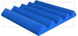 Acoustic 4″ Wedge Foam Panel