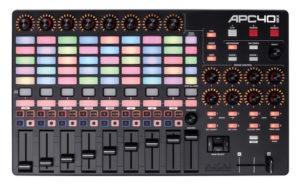 Akai APC40 MK2 Midi Controller for Ableton Live