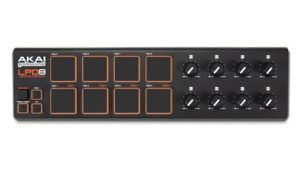 Akai LPD8 USB MIDI Pad Controller