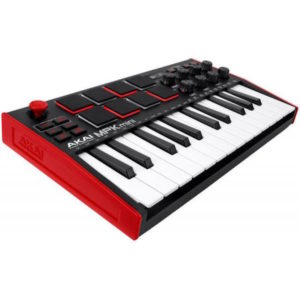 Akai MPK Mini Mk3 Compact Keyboard and Pad Controller