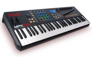 Akai MPK261 Performance USB Keyboard Controller