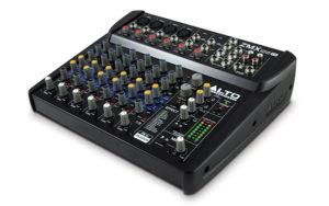 Alto ZMX122FX 8-Ch Compact Mixer
