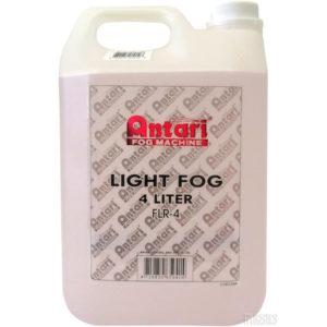 Antari FL4V Standard Fog Fluid 4 Litre