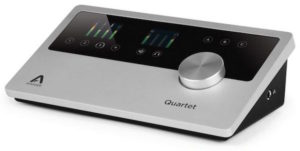 Apogee Quartet (Avid) Audio Interface