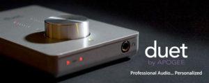 Apogee Duet (Avid) Audio Interface