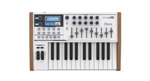 Arturia KeyLab 25 MIDI Controller Keyboard