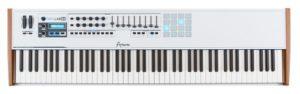 Arturia KeyLab 88 MIDI Controller Keyboard – White