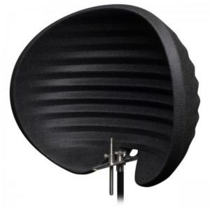 Aston Halo Personal Vocal Booth – Black