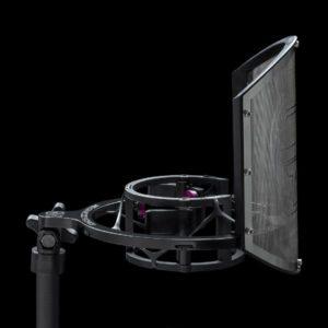 Aston Swift Shield Shockmount + Pop Filter