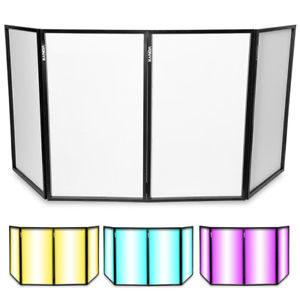 Vonyx Foldable DJ Lighting Screen