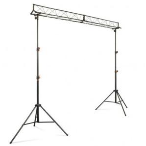 Athletic Lighting Rig 80kg Top Line 300cm