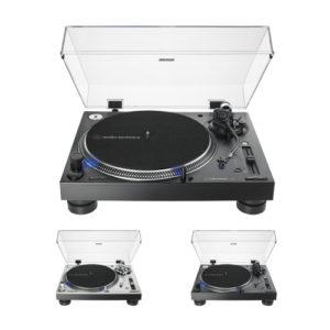 Audio-Technica AT-LP140XP Direct-Drive Professional DJ Turntable