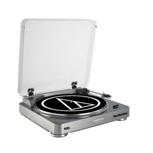 Audio-Technica AT-LP60USB LP to Digital USB Turntable