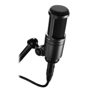 Audio-Technica AT2020 Studio Condenser Microphone