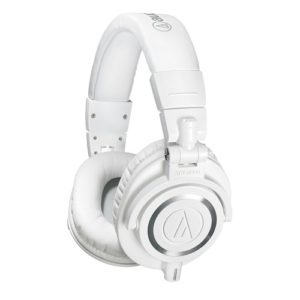 Audio-Technica ATH-M50XWH Professional Monitor Headphones