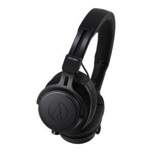 Audio-Technica ATH-M60X On-Ear Professional Monitor Headphones