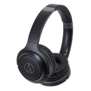 Audio-Technica ATH-S200BTBK Wireless Headphones