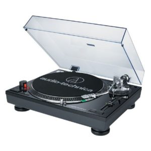 Audio-Technica LP120USBHC Stereo Direct Drive Turntable