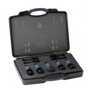 Audio-Technica MBDk5 Midnight Blues 5 Microphones Drum Pack