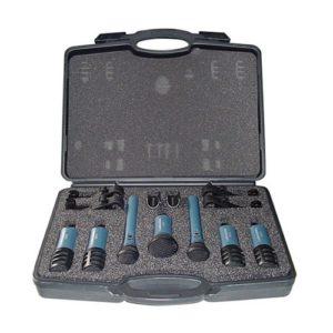 Audio-Technica MBDk7 Midnight Blues 7 Microphones Drum Pack