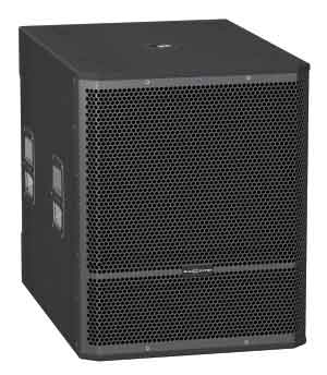 Audiocenter EA5118 15″ DSP 2000w (peak) Subwoofer