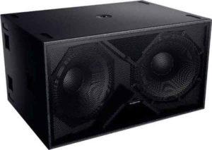 Audiocenter K-LA218 DSP Active Dual 18″ Subwoofer