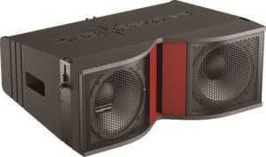 Audiocenter K-LA28 DSP 8″ Active Line Array Speaker