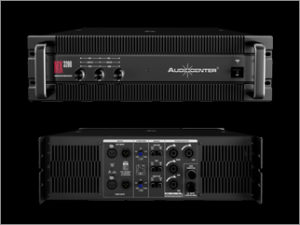 Audiocenter MX3200 3 Channel Power Amplifier