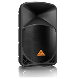 Behringer B112D Active 12″ Speaker with Wireless Mic