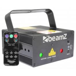 Beamz  Anthe RGB Laser with Remote