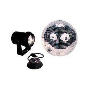 Beamz Disco Light Set 3:  30cm Colour Wheel