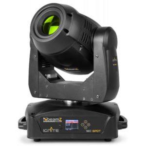 Beamz Ignite 180 LED Moving Head Spot 180w