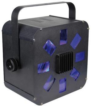 Beamz LED Acis 11 8Way 10w RGBW DMX
