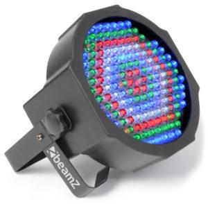 Beamz LED Flatpar 154x 10mm RGBW DMX