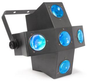 Beamz LED Multi Trix RGBW DMX