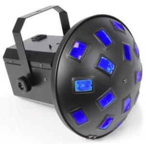Beamz LED Mushroom 3x 3w RGB