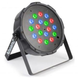 Beamz LED PAR 64 Flatpar / Built in Battery