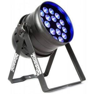 Beamz LED PAR 64 18x 15W RGBAW LEDS Penta IR DMX