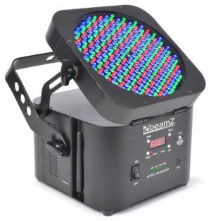 Beamz LED WI-PAR 198 X 5mm RGB LEDS (Battery) 2.4GHZ DMX