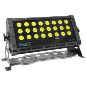Beamz LED Wash 24X8W Quad LEDS DMX