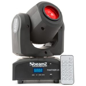 Beamz Panther 25 LED Spot Moving Head