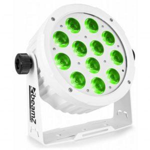 Beamz Pro BAC506W LED PAR 64 12x 18W RGBAWUV LEDS IR DMX