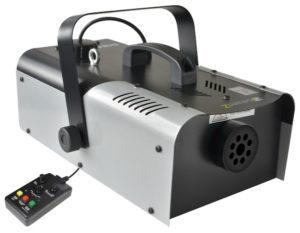 Beamz S1500 Smoke Machine1500w DMX/Timer Cntrl