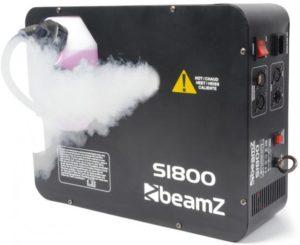 Beamz S1800 Smoke Machine DMX 1800w