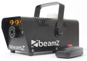 Beamz Smoke Machine 700w+Flame Effect